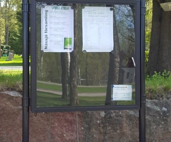 Skogskyrkogården, Nässjö
