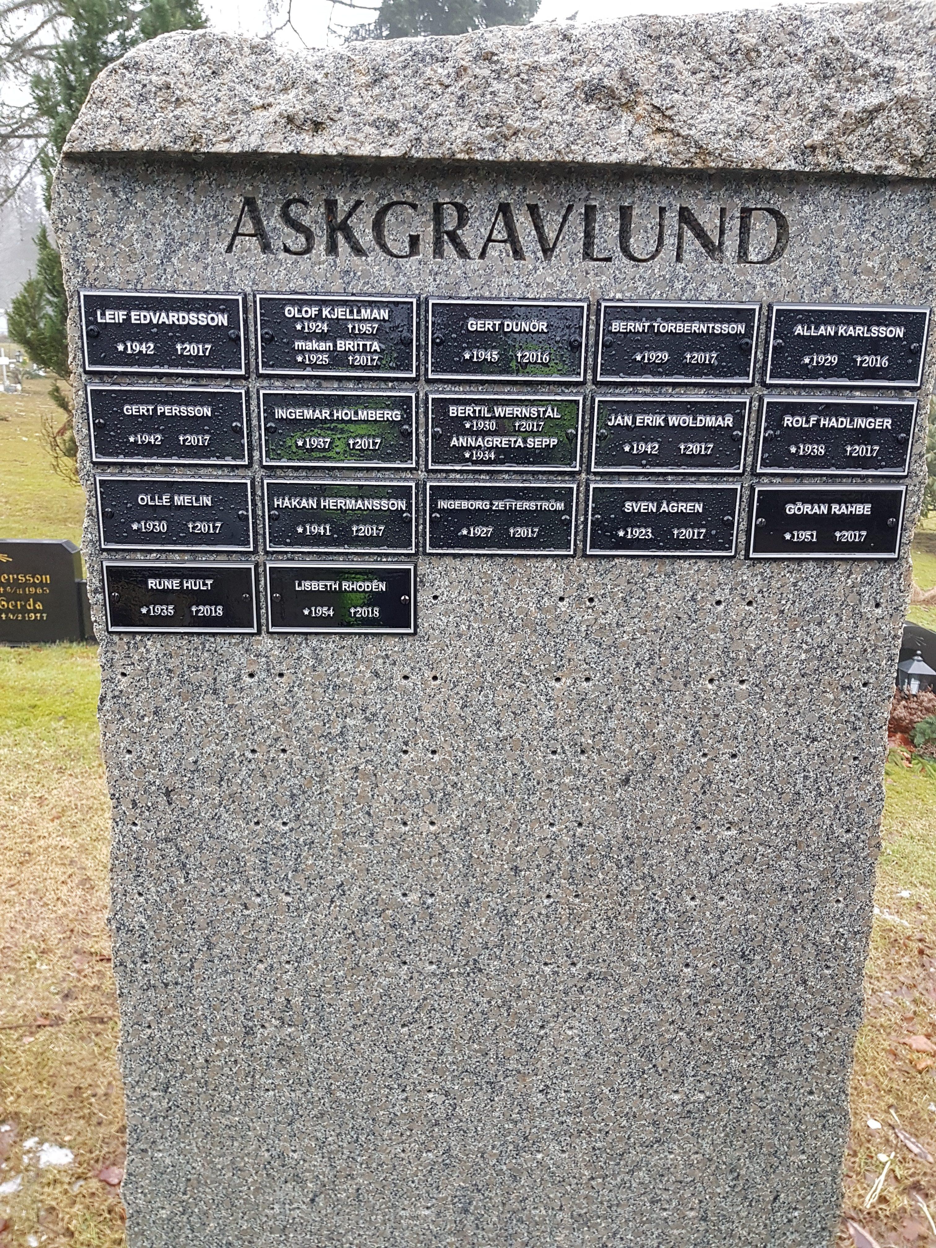 Askgravlund